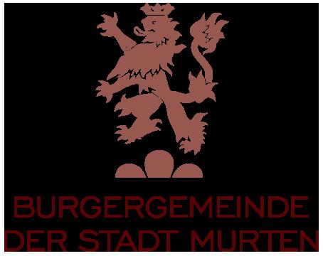 Burgergemeinde der Stadt Murten Retina Logo